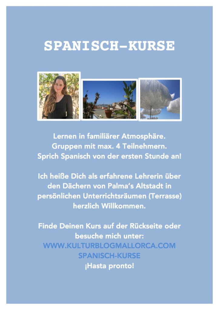 SPANISH COURSES.S.1.deutsch
