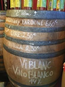 Chardonnay zu einem guten Preis!