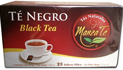 Schwarzer Tee.