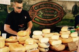 MAHOU - Der bekannte Käse aus Menorca.