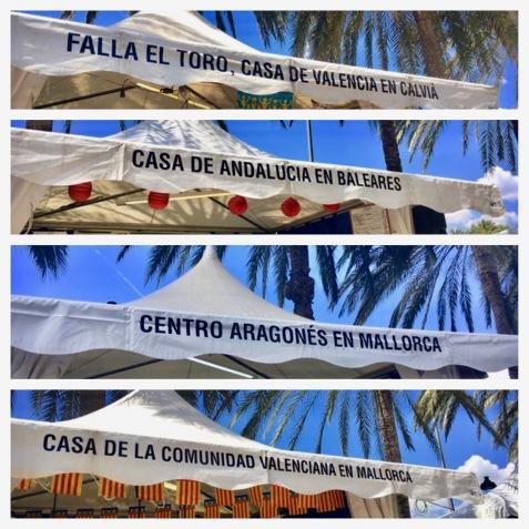 Andalusien, Valencia und viele Vertretungen mehr.